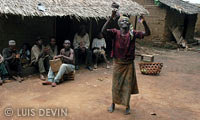 Dance of Bedzan/Tikar Pygmies